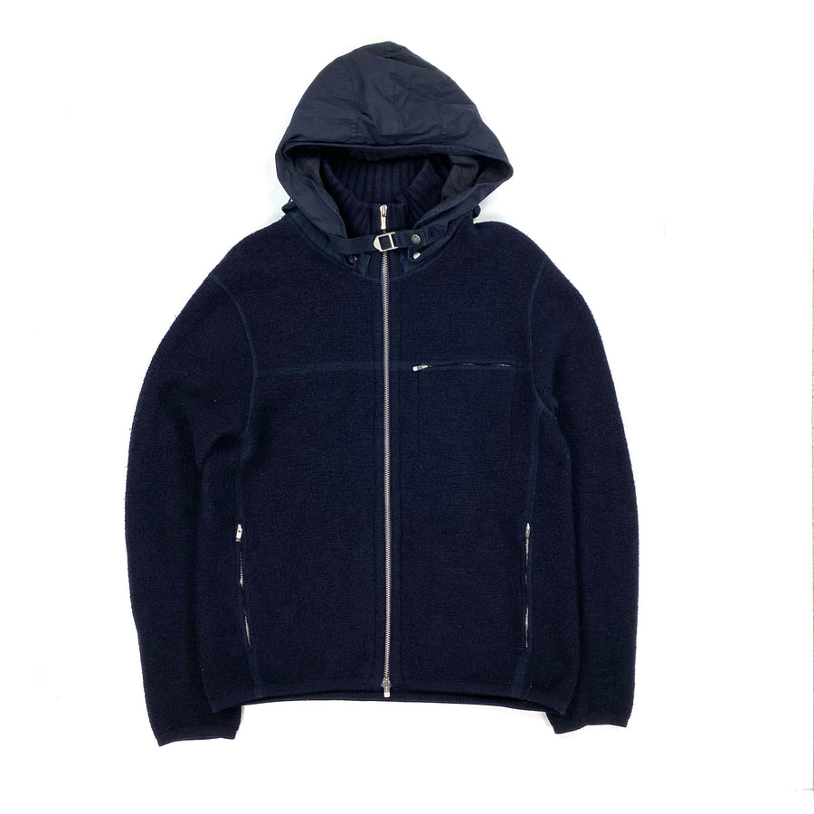 CP Company Thick Molted Wool Blend Jacket