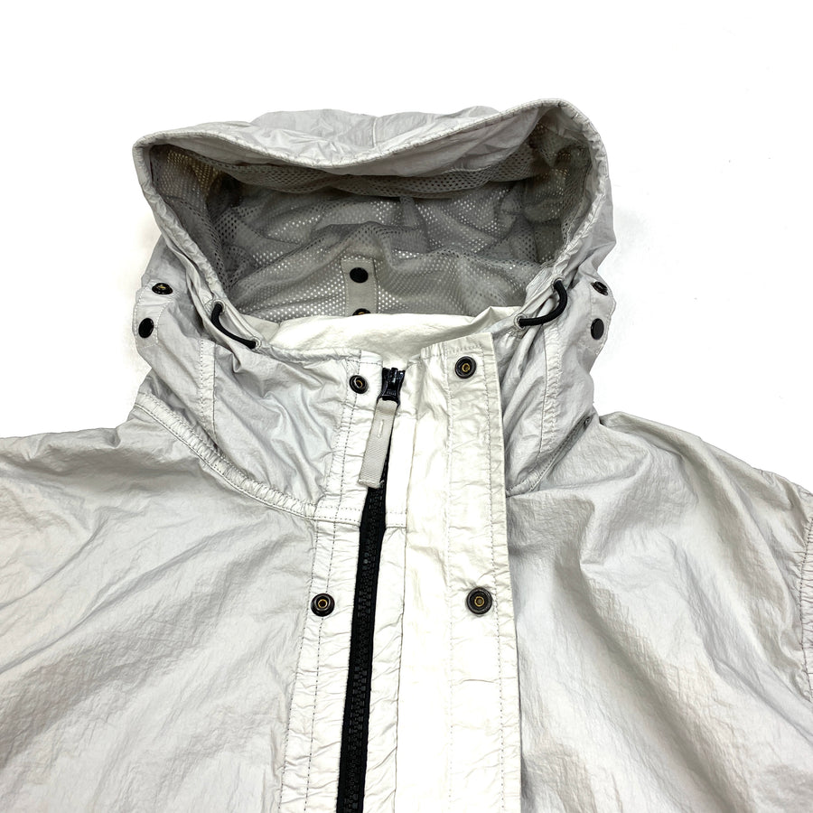 Stone Island Off White Membrana TC Hooded Jacket