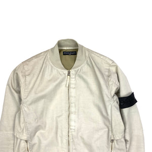 Stone Island 2012 Raso R Shadow Project Bomber Jacket