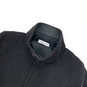 Stone Island 2005 Thick Knitted Jacket