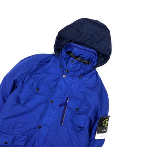 Stone Island Blue 2013 Down Filled David TC Jacket