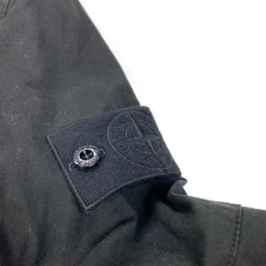 Stone Island Navy Ghost Overshirt