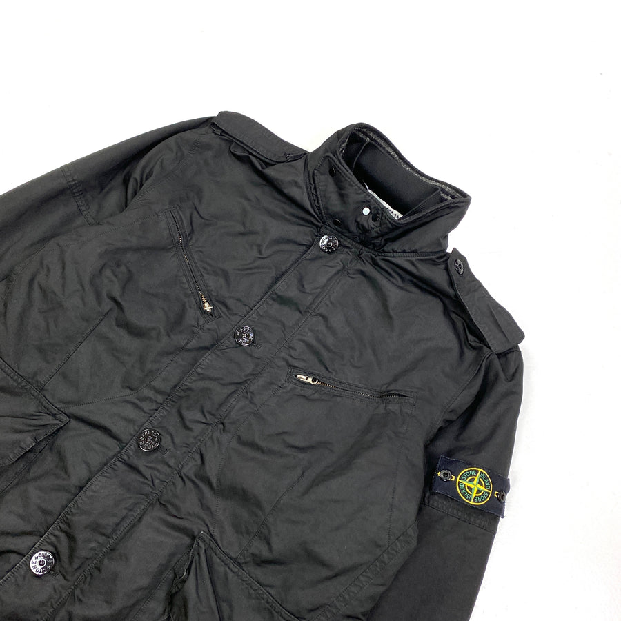 Stone Island Black 2009 David TC Field Jacket