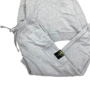 Stone Island Light Grey Tracksuit Set