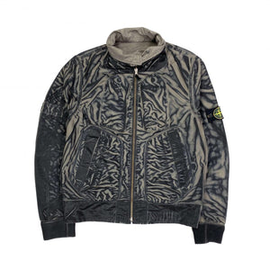 STONE ISLAND REVERSIBLE DAVID TC SUBLIMATION PRINT JACKET