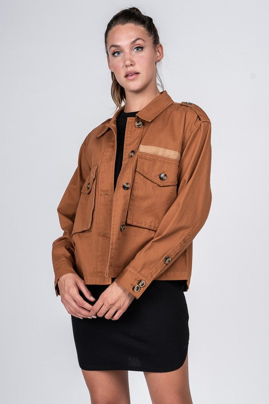 The Detour Jacket