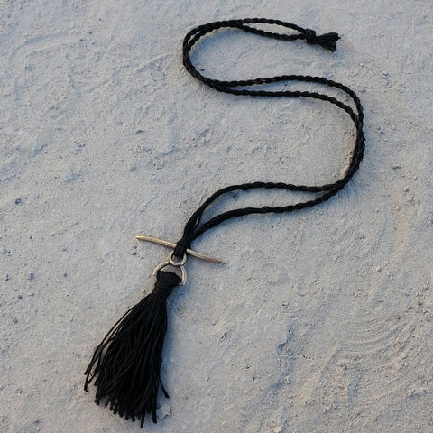 Inka Linen Necklace