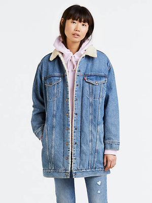Levi's Sherpa Trench