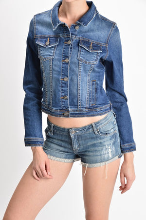 Vintage Wash Denim