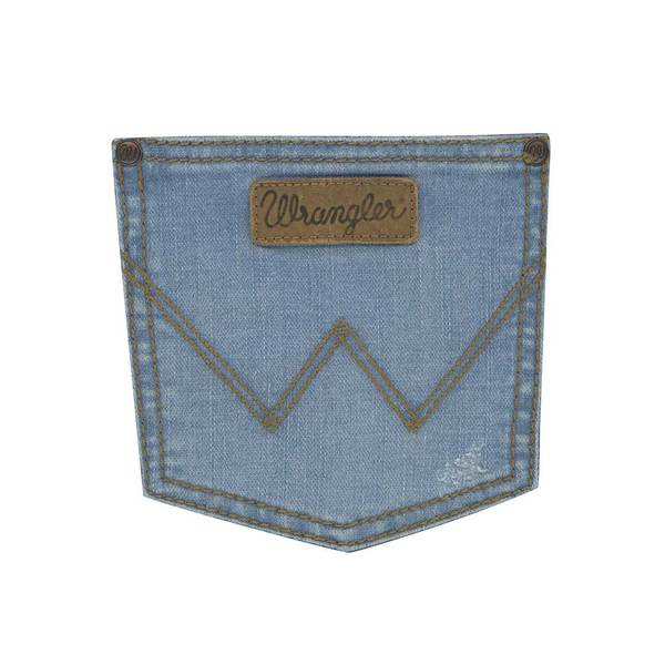 Wrangler Retro High Rise Boyfriend Crop