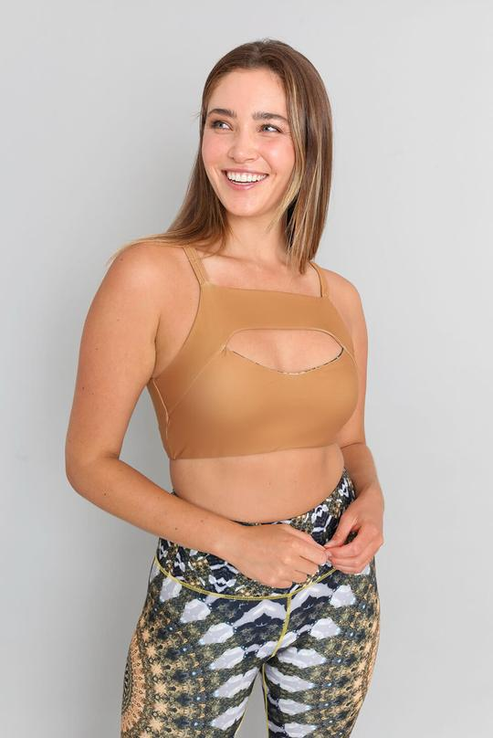 Noor Reversible Four Way Top