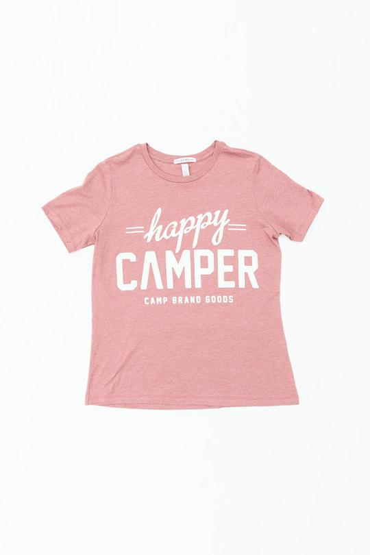 Happy Camper | Mauve