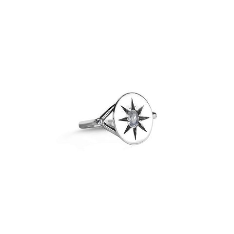 Cosmos Ring | Sterling Silver