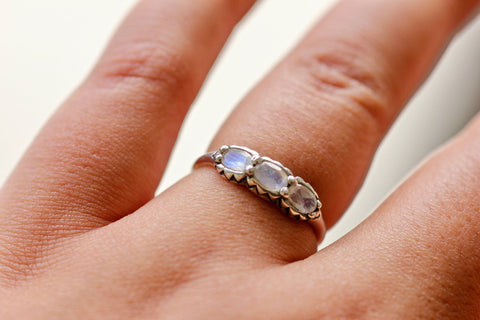 Empress Ring | Sterling Silver