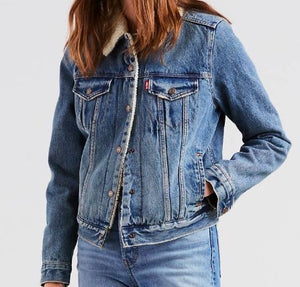 Levi's Original Trucker Sherpa Jacket