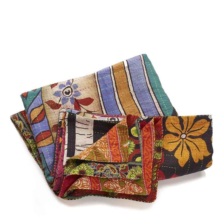 Kantha Kitchen Towel Combo
