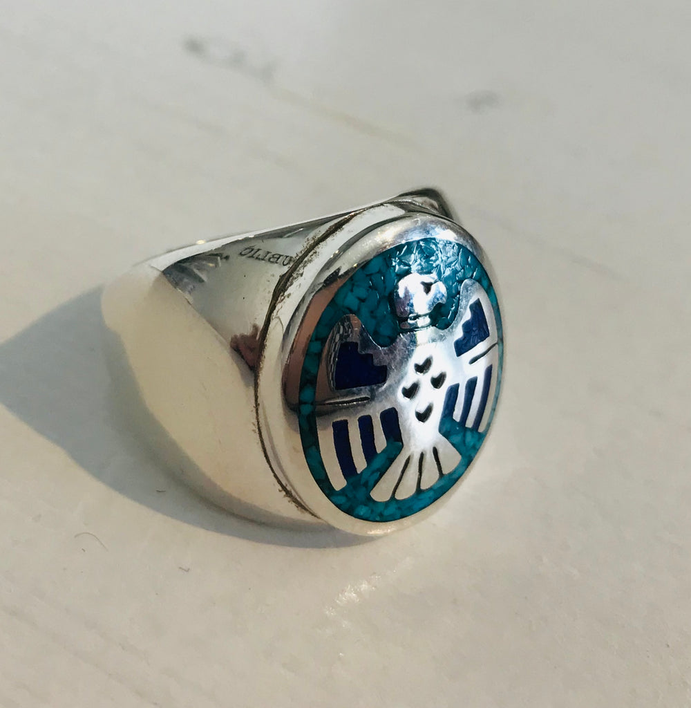 Thunderbird Courage Ring