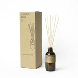 NO. 04: TEAKWOOD & TOBACCO - REED DIFFUSER
