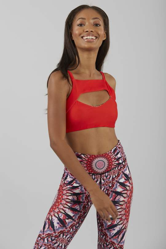 Shakti Four Way Reversible Top