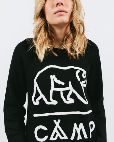 Grizzly Crewneck