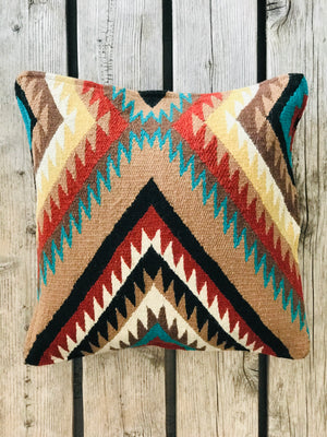 Desert Trail Pillow