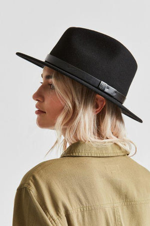 Messer Fedora Black/Black