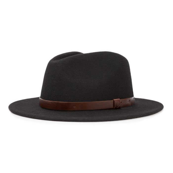 Messer Fedora Black