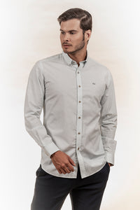 CAMISA CASUAL SOFT BLUE