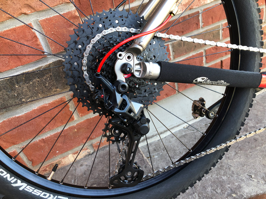 Upgrading your 9/10/11-speed drivetrain to 1x12.