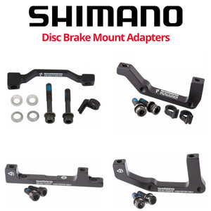 Making Sense of Shimano Disc Brake adapters