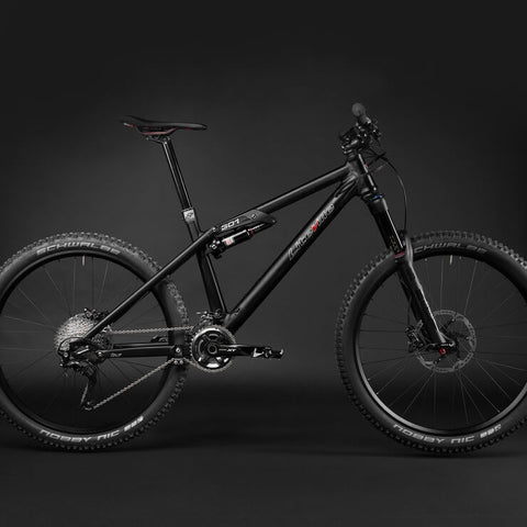 301 Mk15 Factory Machine - 160mm Enduro - M to XXL - Shimano XT M8100 Build kit - Bikecomponents.ca