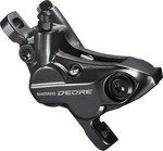 Shimano Deore BR-M6120 4-Piston Disc Brake Set, front & rear - Bikecomponents.ca