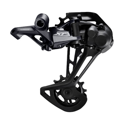 Shimano Deore XT M8100 Rear Derailleur - 1x12-speed or 2x12-speed - Bikecomponents.ca