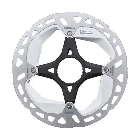 Shimano Deore XT RT-MT800 Center Lock Disc Brake Rotor - 160mm, 180mm or 203mm - Bikecomponents.ca