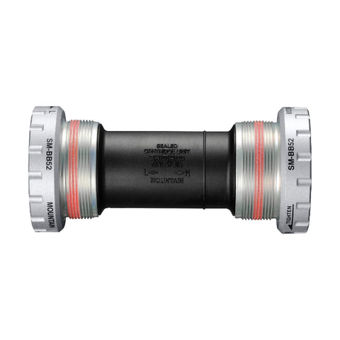 Shimano Deore SM-BB52 Bottom Bracket – Threaded - HOLLOWTECH II - 68/73 mm shell width - Bikecomponents.ca