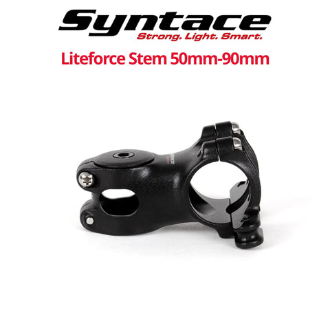 Syntace Liteforce, incl. TwinFix, 50mm – 90mm - Bikecomponents.ca