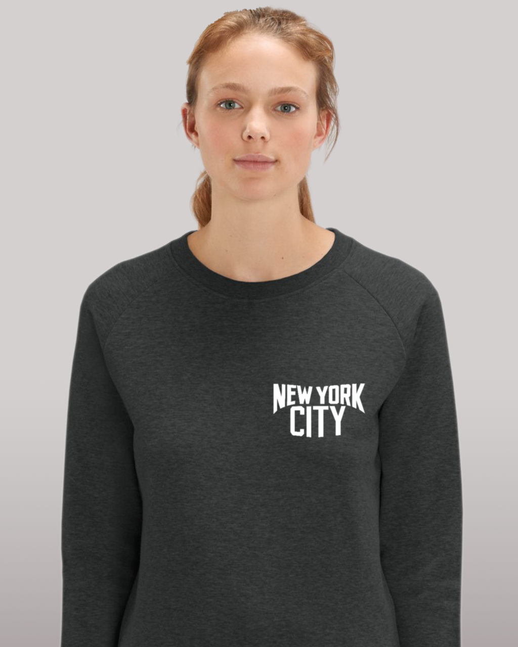 New York City Pocket Print Sweatshirt