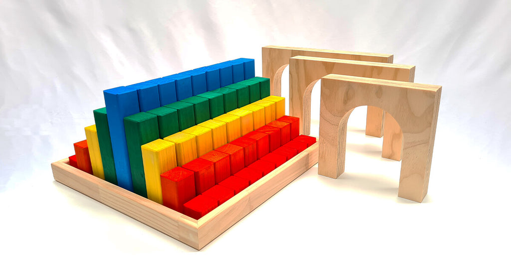 Building blocks and Arches