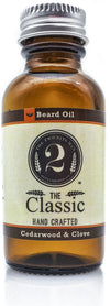 The Classic - Beard Oil - The 2 Bits Man