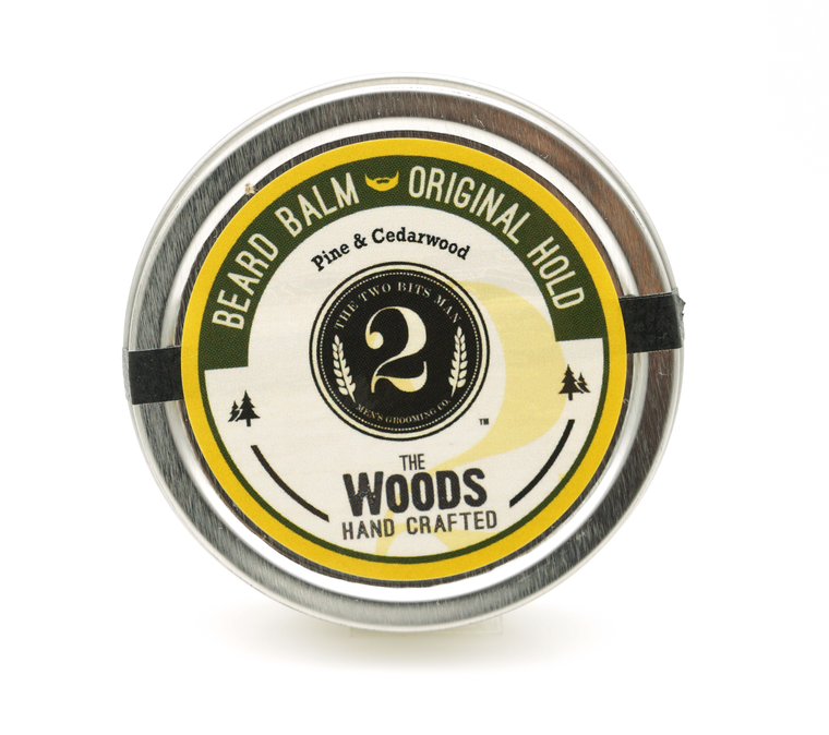 The Woods - Beard Balm - The 2 Bits Man