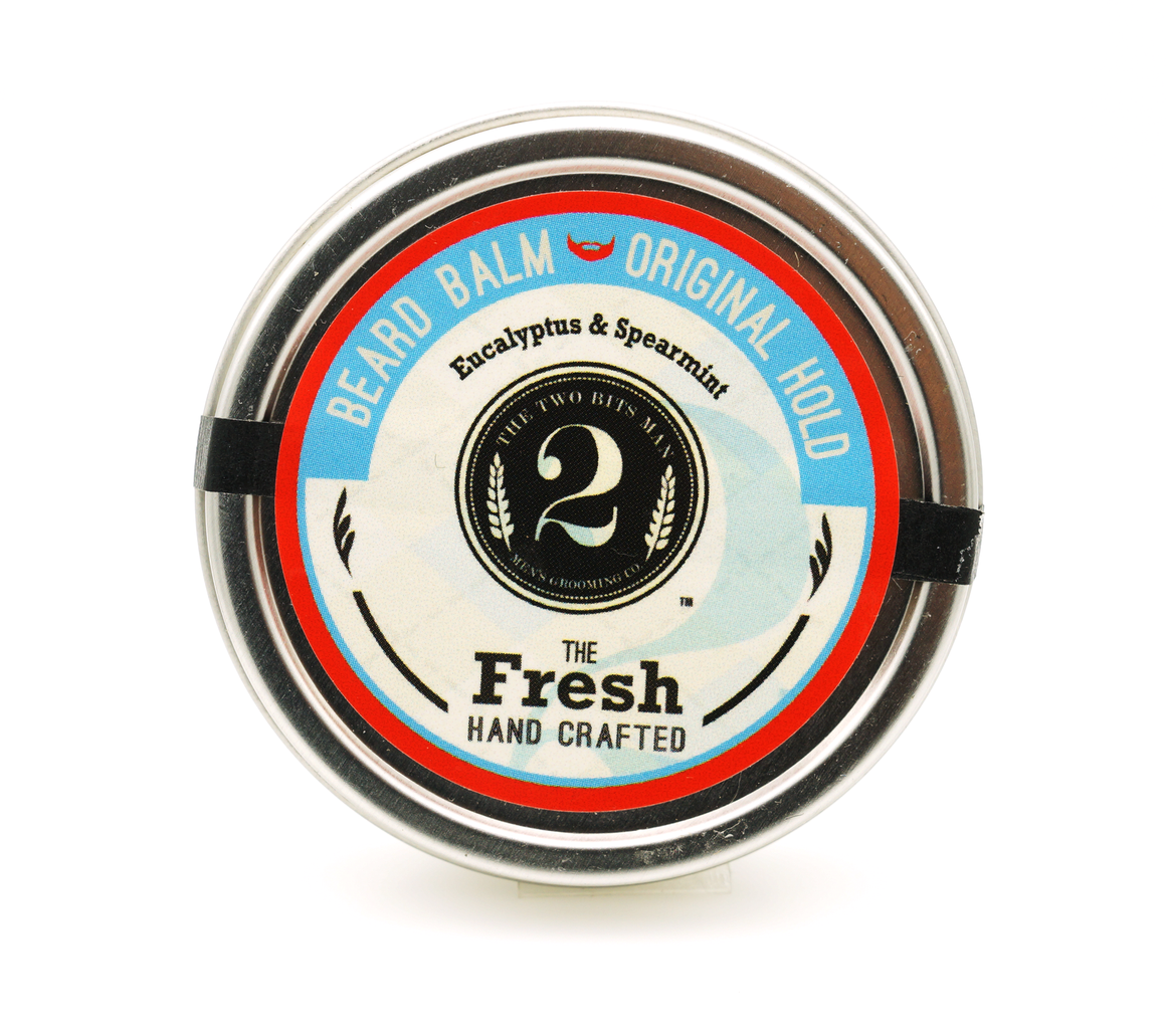 The Fresh - Beard Balm - The 2 Bits Man