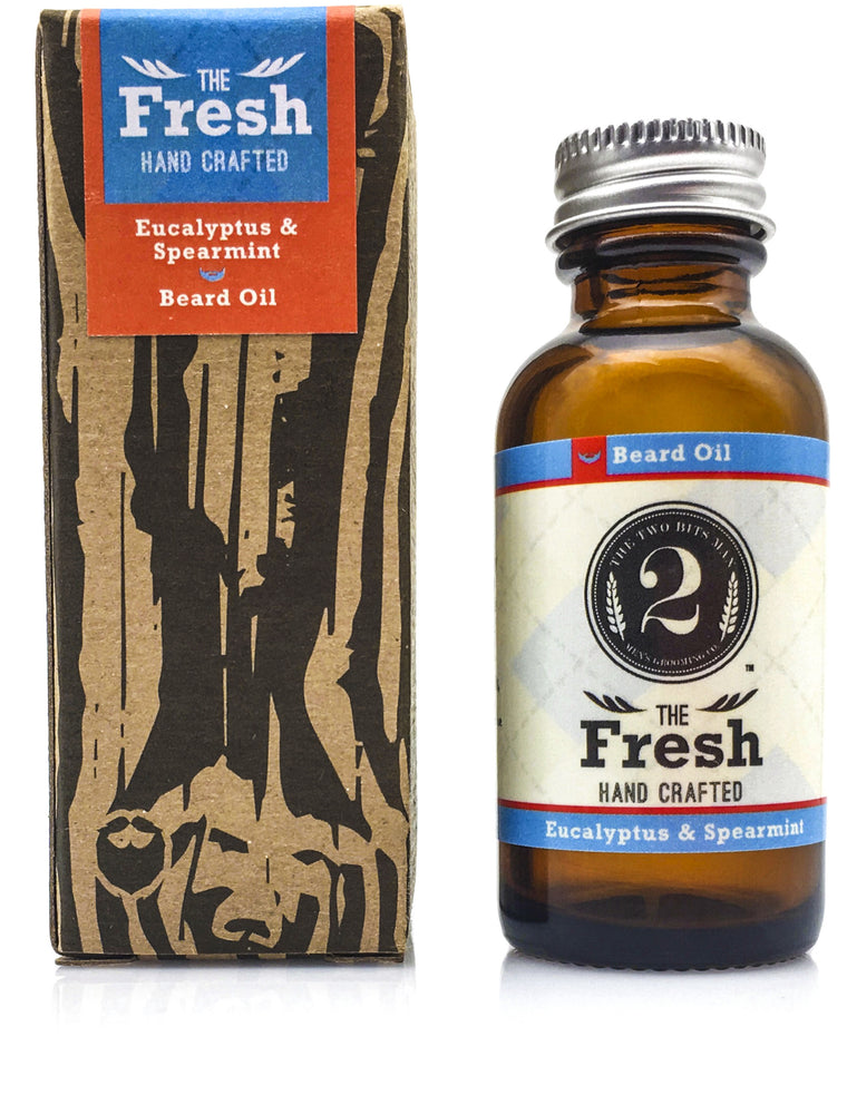 The Fresh -  Beard Oil - The 2 Bits Man