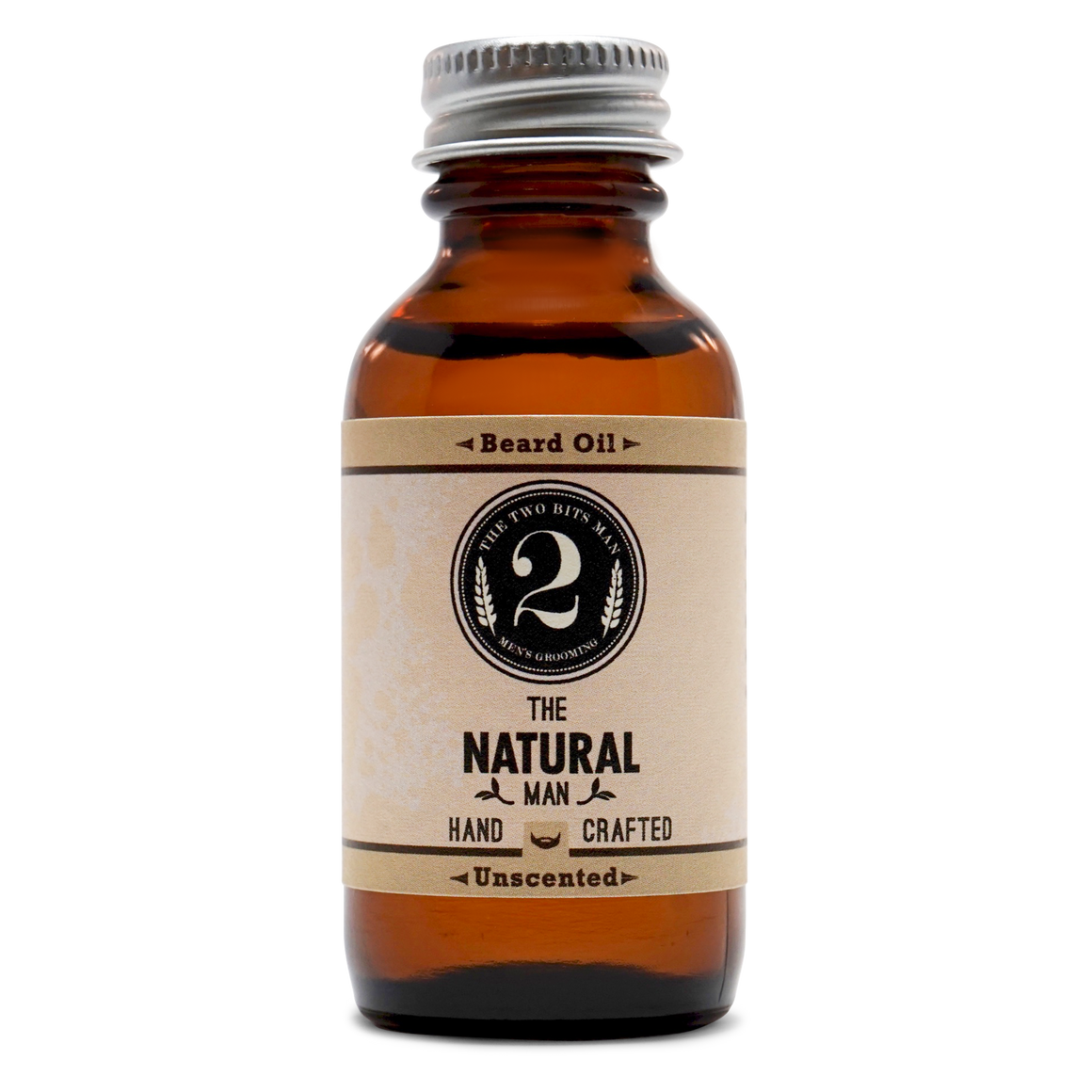 The Natural - Beard Oil - The 2 Bits Man