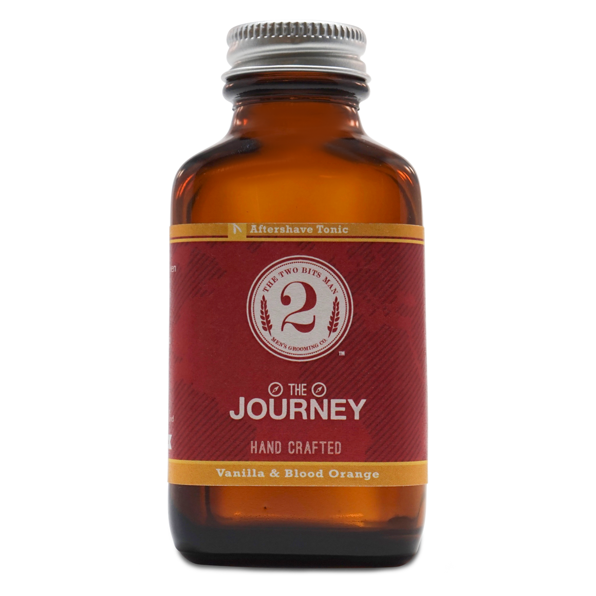 The Journey - Aftershave Tonic - The 2 Bits Man