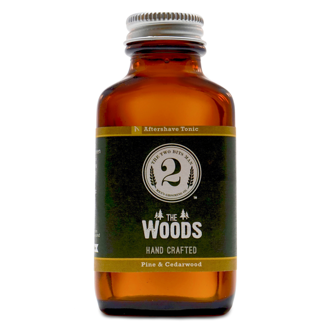 The Woods - Aftershave Tonic - The 2 Bits Man