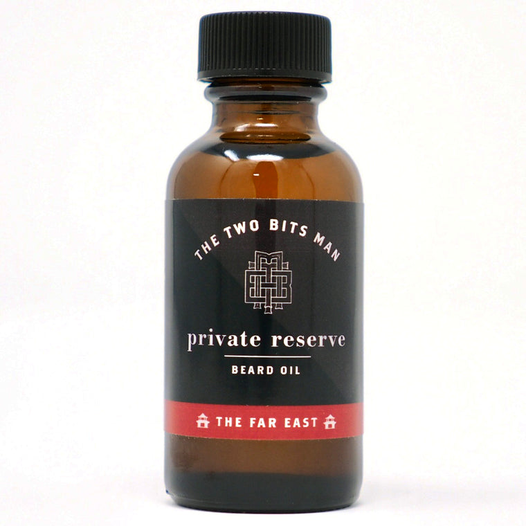 The Far East Beard Oil (Private Reserve)