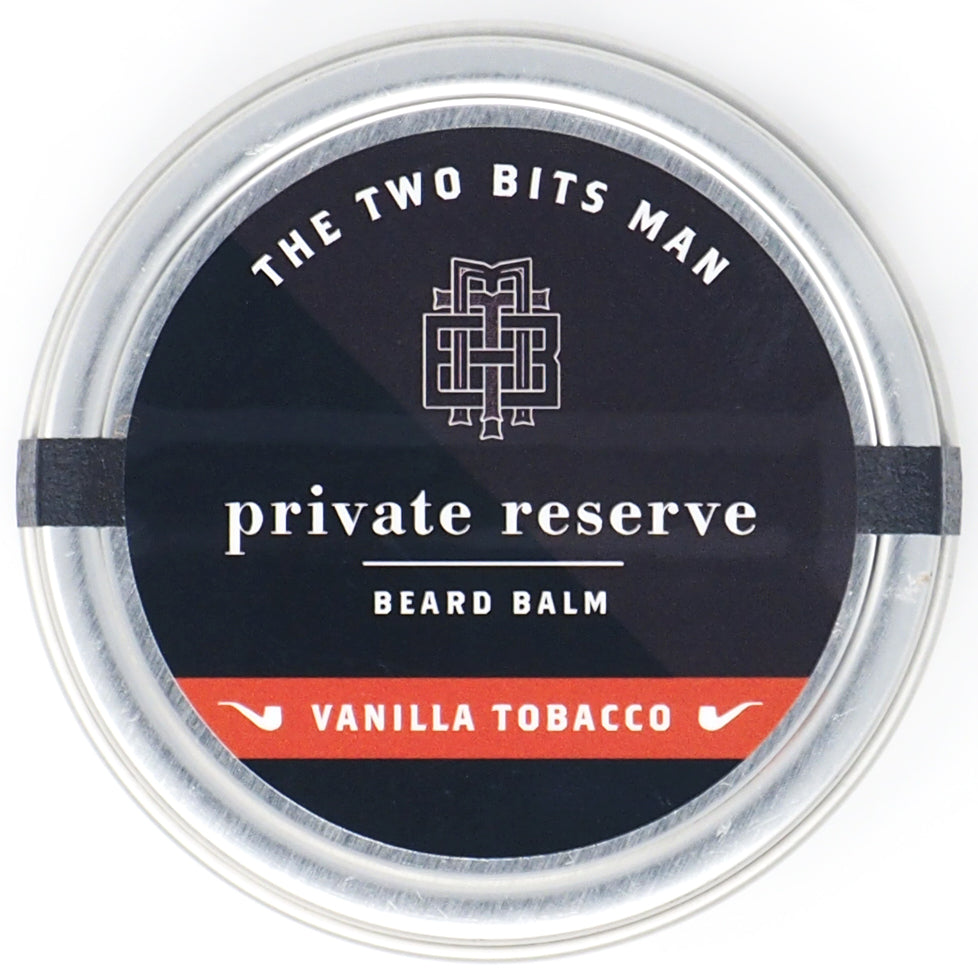 Vanilla Tobacco Beard Balm (Private Reserve)