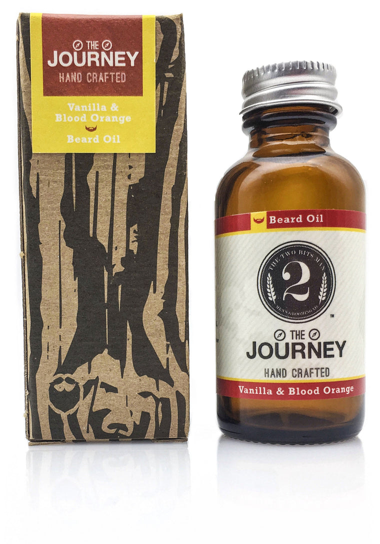 The Journey - Beard Oil - The 2 Bits Man
