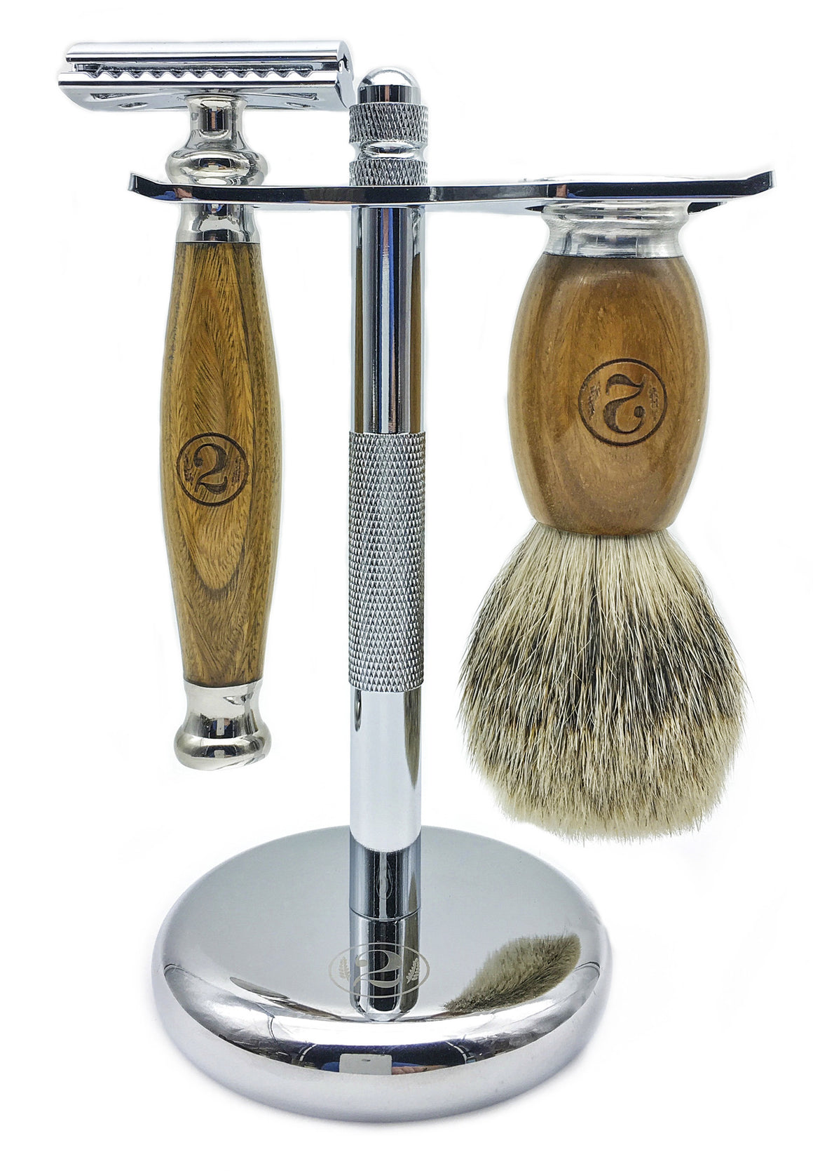 Shaving Razor Set - The 2 Bits Man