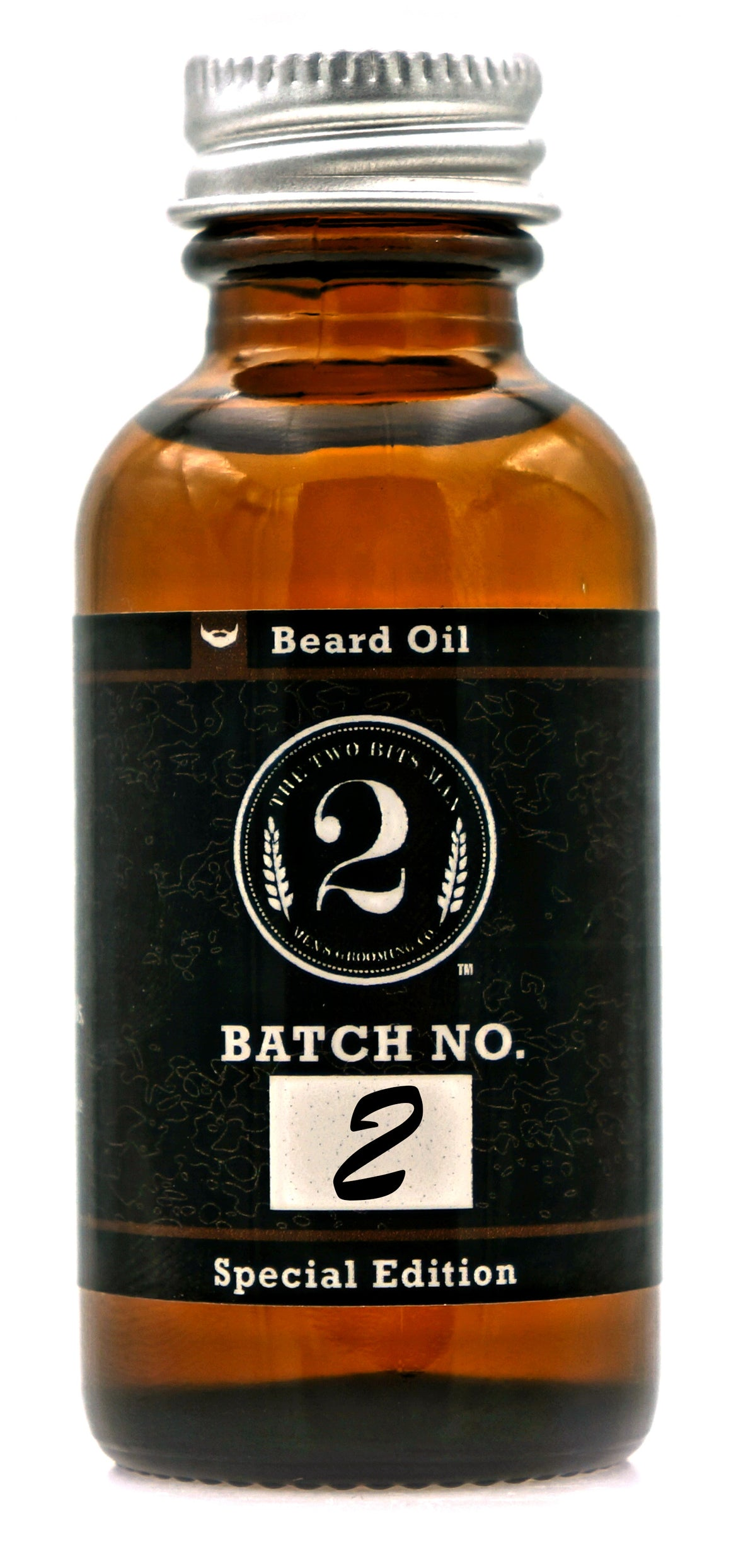 Special Edition Beard Oil - Small Batch - 1 oz.